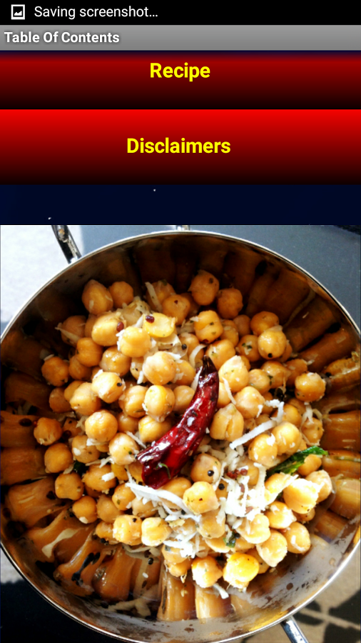 This app contains a delicious traditional indian vegetarian recipe this app contains a delicious traditional indian vegetarian recipe for sundal chickpeas made with wholesome natural ingredients which are also allowed forumfinder Images