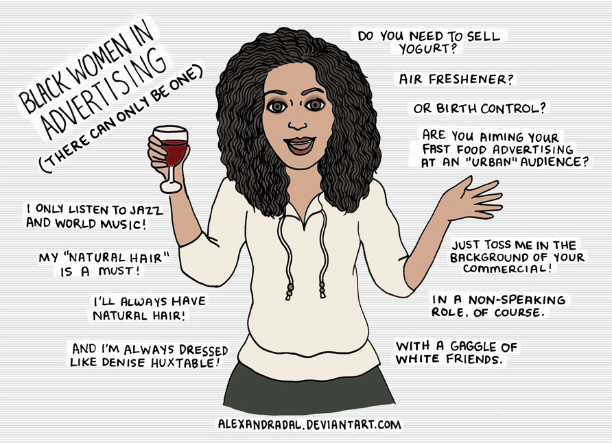 Black Women in Advertising [click on this image to find a ...