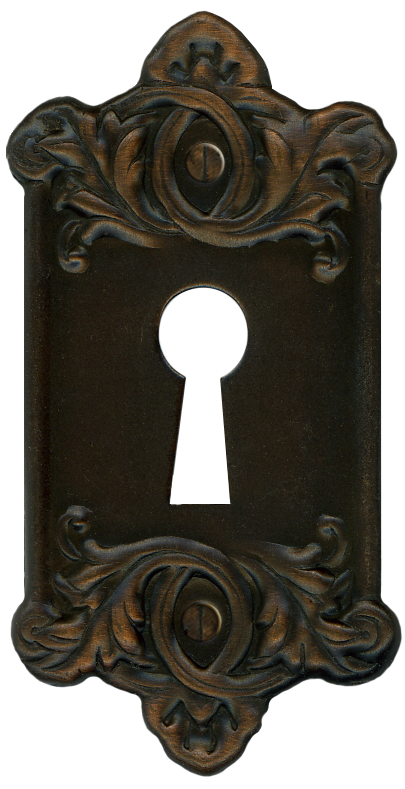 Retro Vintage Door Key Plate for Lock by ~EveyD on deviantART  sc 1 st  Pinterest : antique key plate - pezcame.com