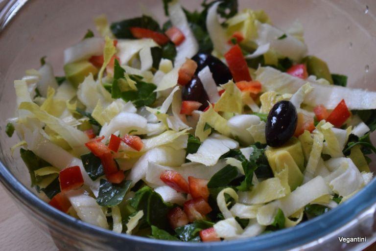 salata varza pentru slabit)
