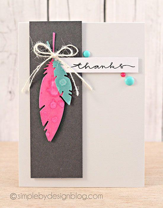Homemade Simple Card Designs Valoblogi Com