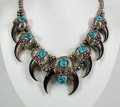 Photo of Native American Jewelry – Please Help Me Describe and Price My Jewelry