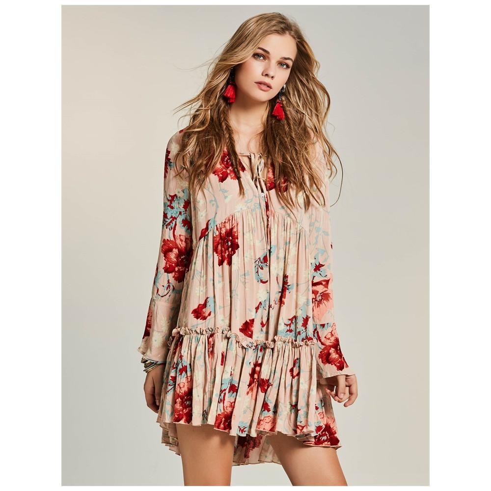 Ladies Boho Dresses