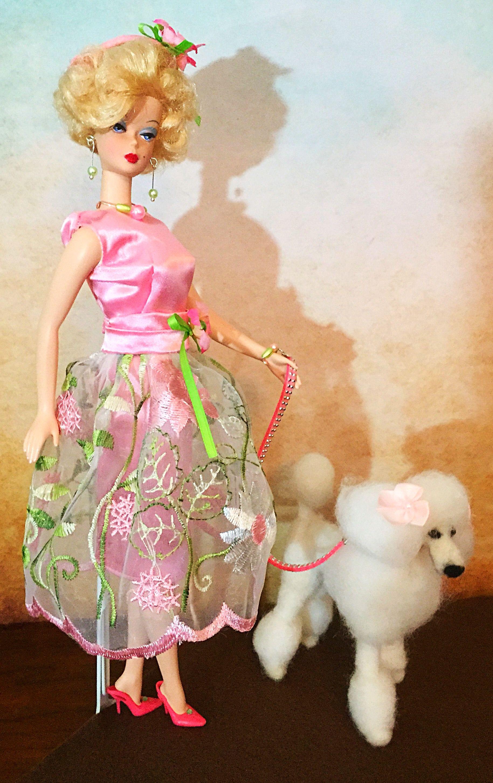 Doll Dress Cherry Blossom Princess