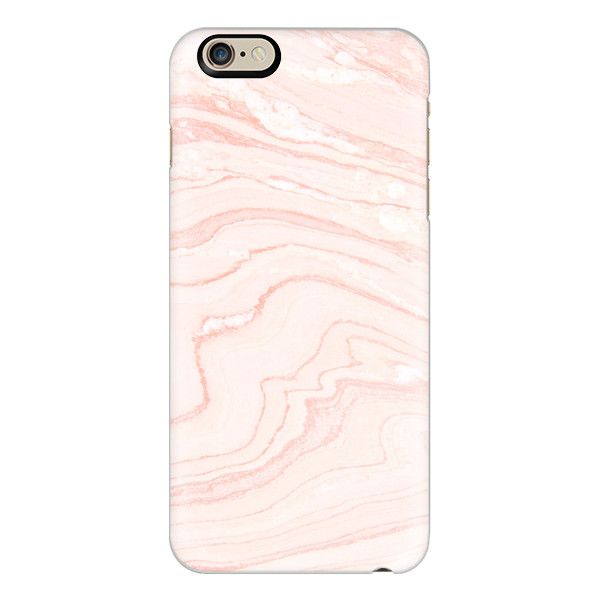 iPhone 6 Plus/6/5/5s/5c Case - Blush Marble (£28) ❤ liked on Polyvore featuring accessories, tech accessories, iphone case, slim iphone case, apple iphone cases and iphone cover case