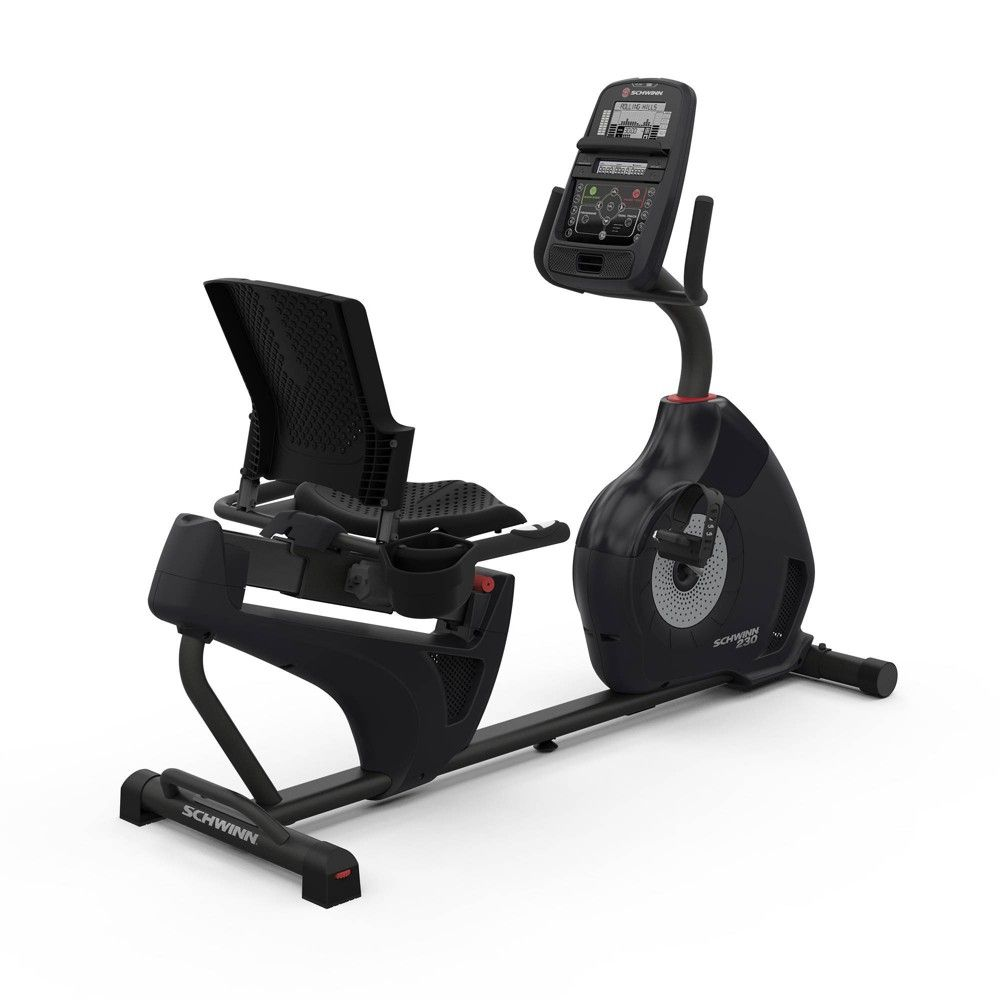 Schwinn 230 Recumbent Bike My16 In 2020 Recumbent Bike Workout Biking Workout Exercise Bike Reviews