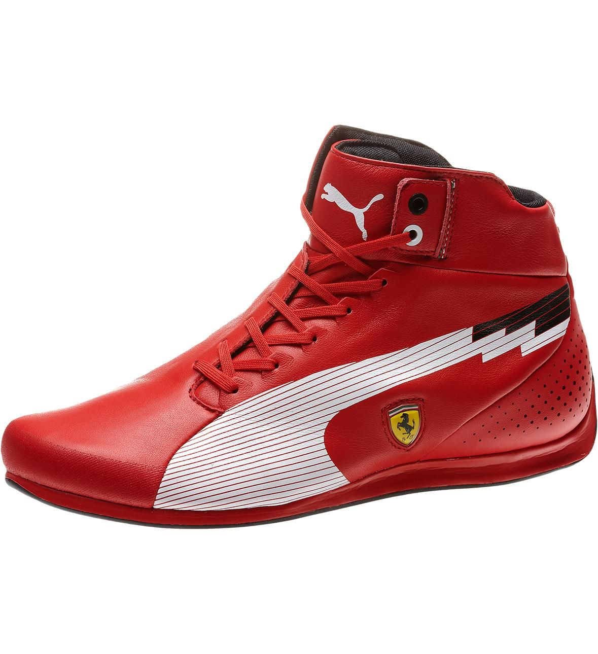puma ferrari evospeed mid shoes puma shoes. Black Bedroom Furniture Sets. Home Design Ideas