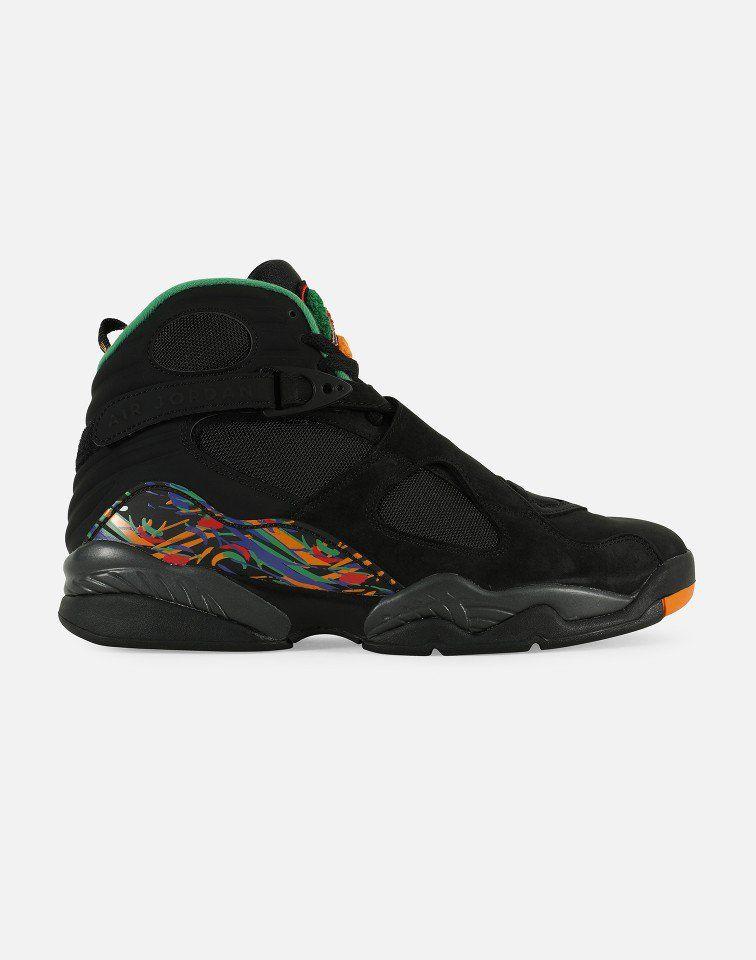 AIR JORDAN RETRO 8 | Sneakers men fashion, Air jordans, Air jordan ...