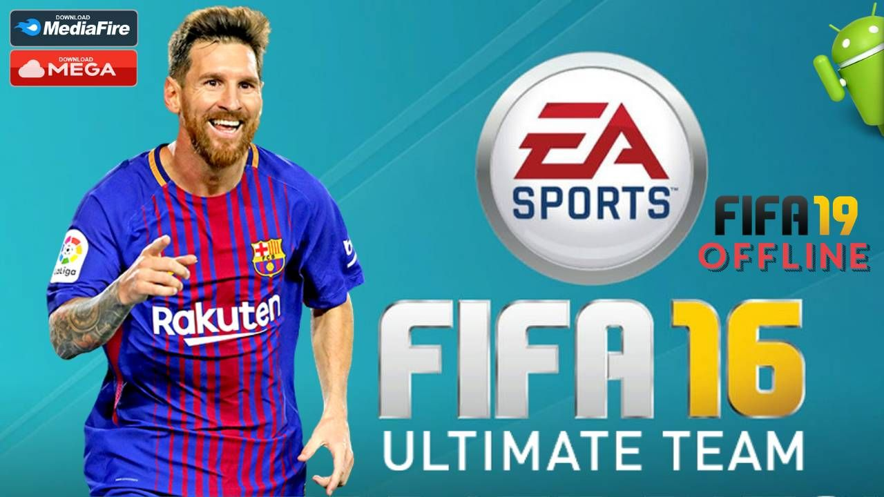 Fifa 16 Mod Fifa 19 Apk Obb Data Offline Download With Images