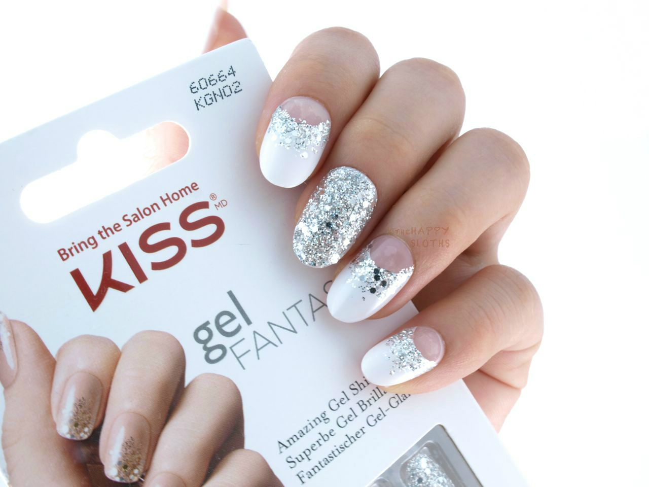 Kiss Gel Fantasy Press-On Nails in \