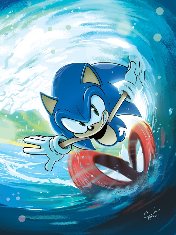 Illustrations And Etc By Tyson Hesse Photo Hedgehog Art Sonic Art Sonic