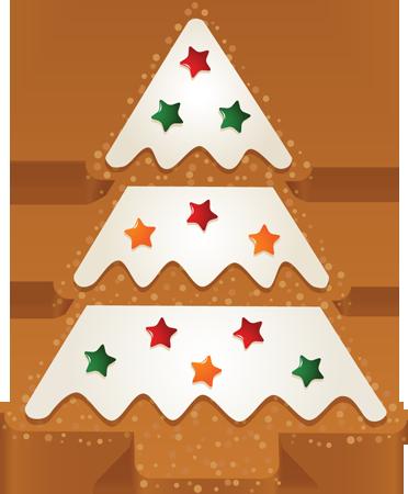 clip art of christmas tree 2 cookie clip art free clip art and rh pinterest ca christmas cookie clip art free printable christmas cookies clipart border