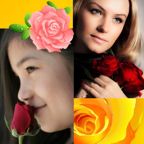 Gambar Bunga Mawar Untuk Kolase Cara Mudah Menggambar Bunga Mawar Tutorial Gambar 258479 Views Mawar Foto Kolase 1 3 Unduh Apk Gambar Gambar Bunga Bunga