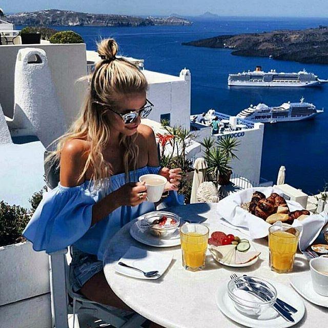 Greece, Santorini в Instagram • Фото и видео | Санторини ...