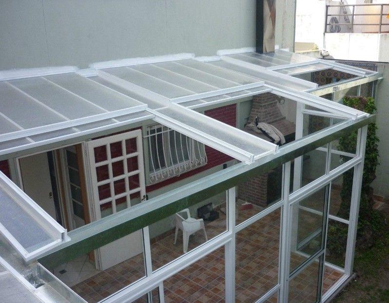 Ventanas y puertas de aluminio carpinteria de aluminio - Puertas de aluminio para terrazas ...