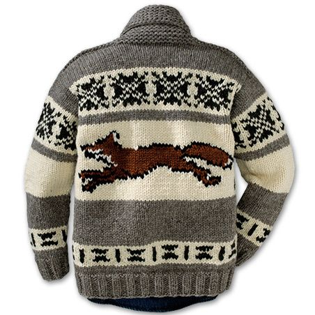 Cowichan Fox Sweater From Filson Lovely Fashion