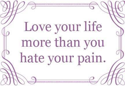 #Life #Quotes #QuotesAboutLife Love your life more than you hate your pain. #LoveLifeQuotes #MovingQuotes #LifeQuotes #FreeLifeQuotes #AboutLifeQuotes #ShortLifeQuotes #LifeQuotesOnline #BestQuotesAboutLife #TheBestQuotesAboutLife #LifeInsQuotes #Inspirat