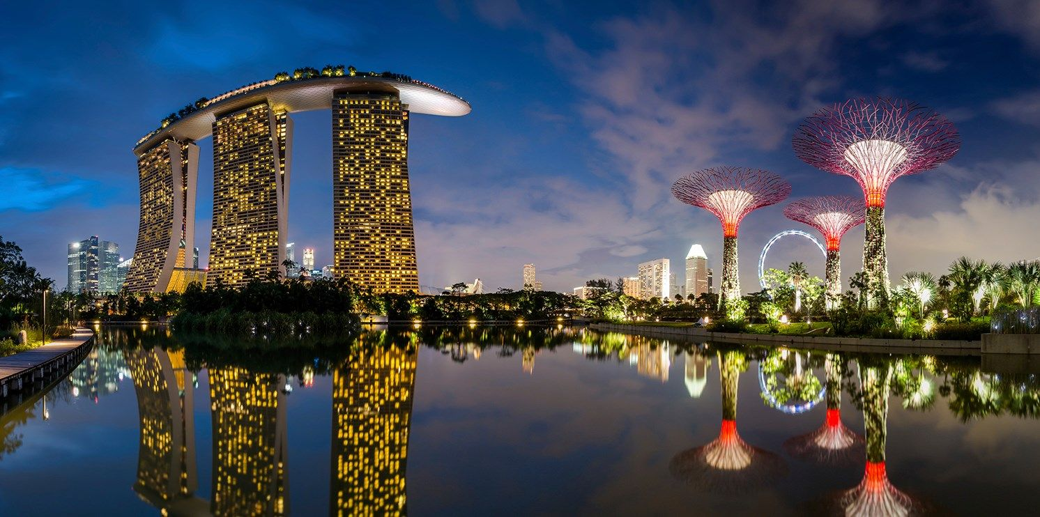 Singapore The City Of The Future That You Can Visit Right Now Singapore Travel Asia Travel Travel