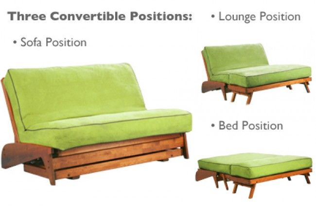 How To Make A Fold Out Sofa Futon Bed Frame Google Search House Ideas Pinterest Frames And