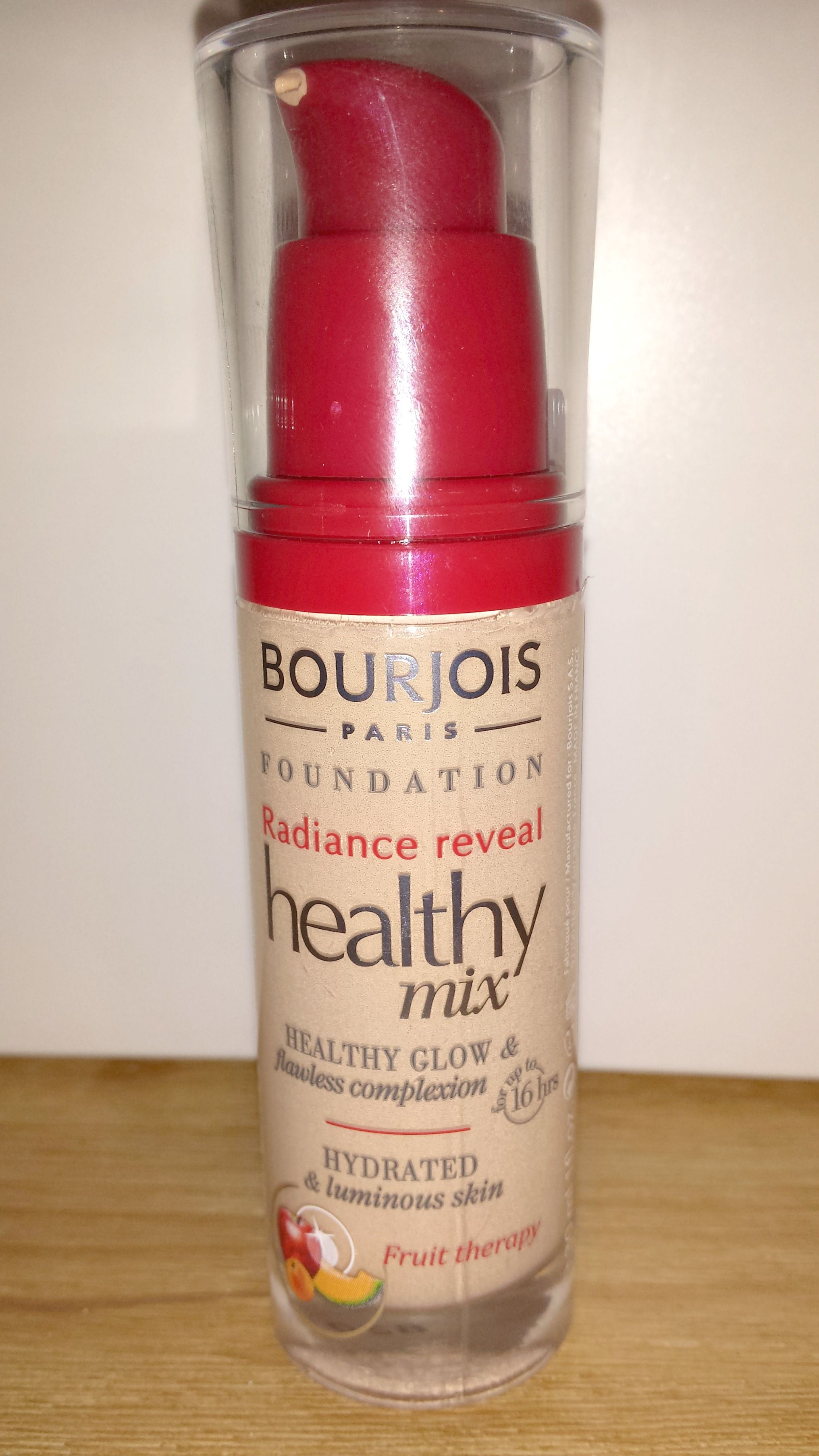 Bourjois Healthy Mix Foundation Bourjois Healthy Mix Healthy Mix Foundation Bourjois Healthy Mix Foundation