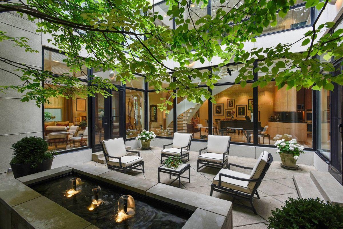 Captivating Courtyard Design Make Wow