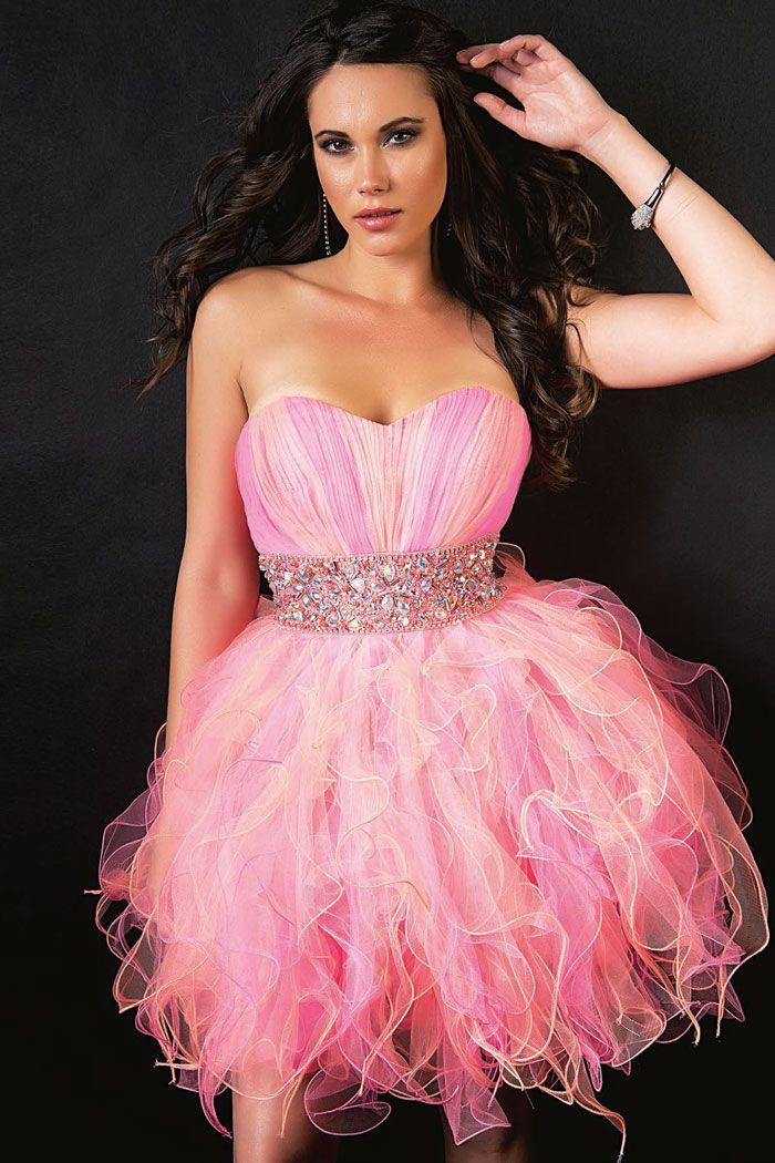 Tutu Cocktail Dress - Ocodea.com