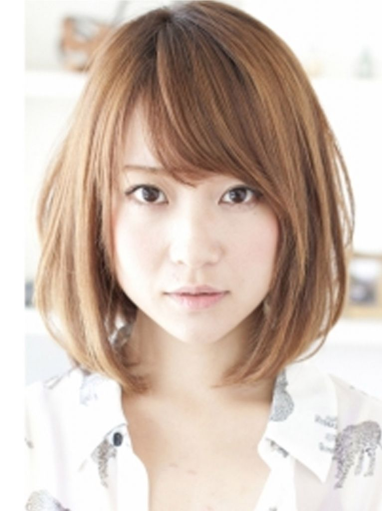 Medium Japanese Hairstyle Best Asian Medium Hairstyles For ...