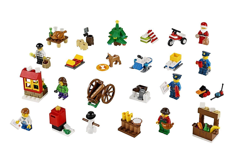 Lego City Advent Calendar 2014 Lego Advent Calendar Lego Advent