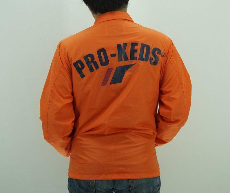 Pro Keds Jacket Vintage