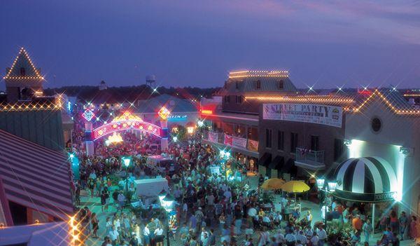 Broadway At The Beach Myrtle South Carolina