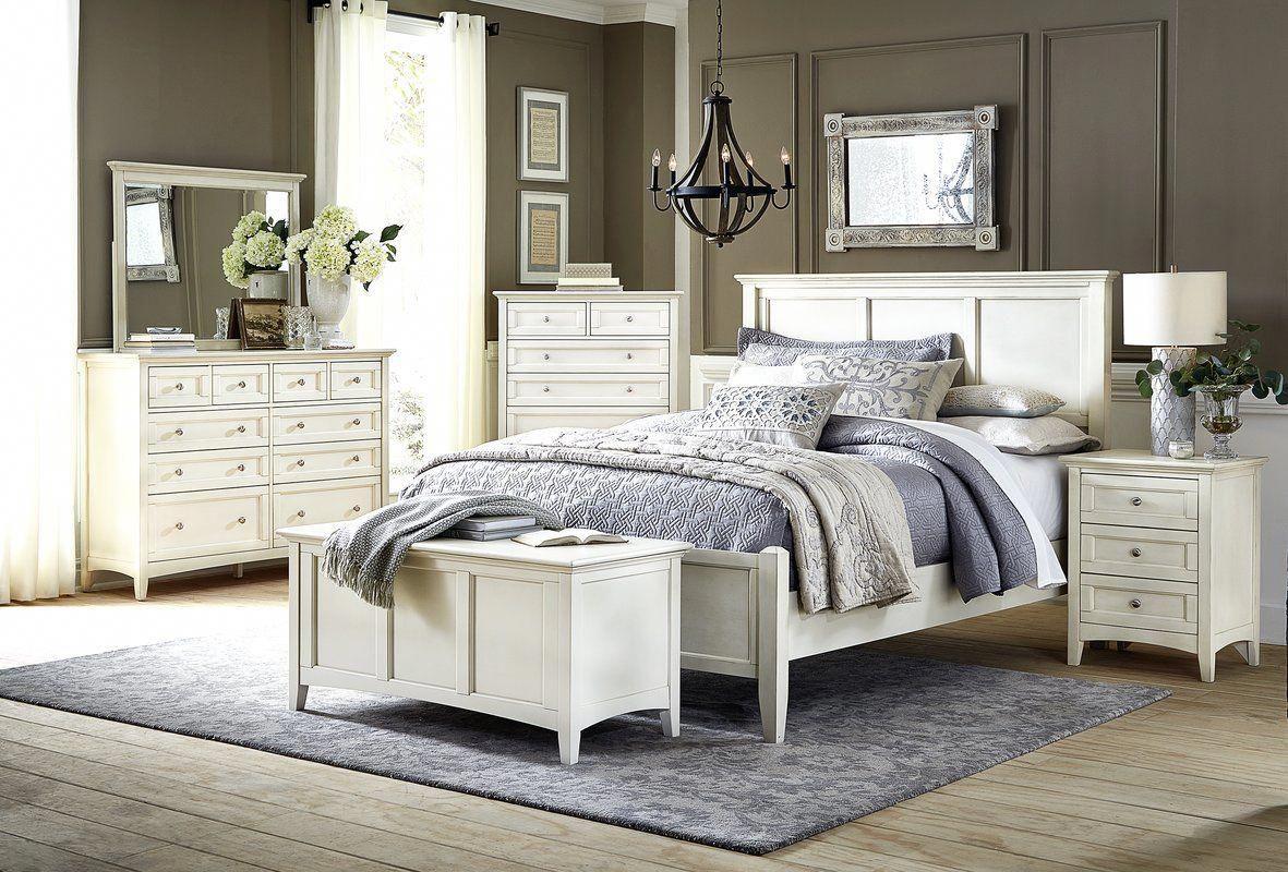 Burris Standard Configurable Bedroom Set Master Bedroom Set Bedroom Furniture Sets Remodel Bedroom