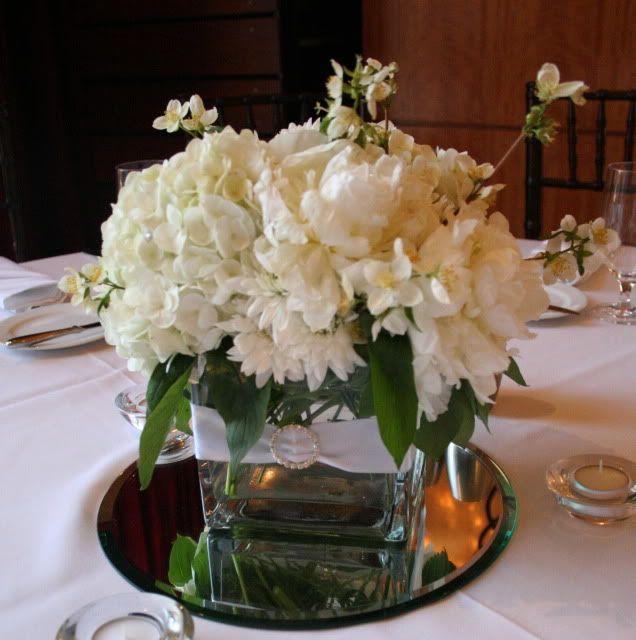 Flower Arrangements For Rehearsal Dinner Tables Fl Sense The Blog Featured Wedding