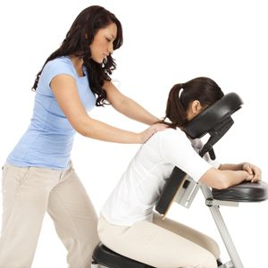 Chair Massage Excursion Into Pleasure Massage Chair Massage Massage Therapy