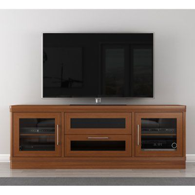 Furnitech Transitional 70 Inch Tv Stand Ft72trlc