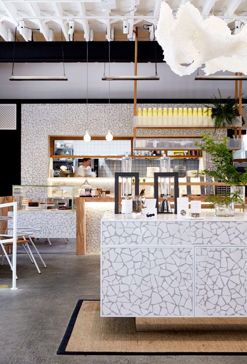 The Rabbit Hole: Organic Tea Bar by Matt Woods Design. | Pinterest on glass house cafe, muffin house cafe, coffee house cafe,
