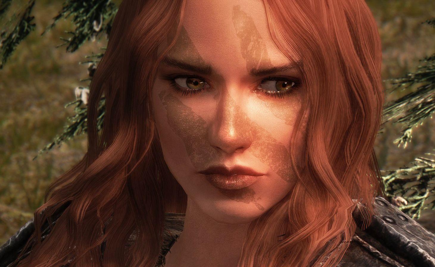 Bijin Warmaidens Customizer | Skyrim | Skyrim nexus mods