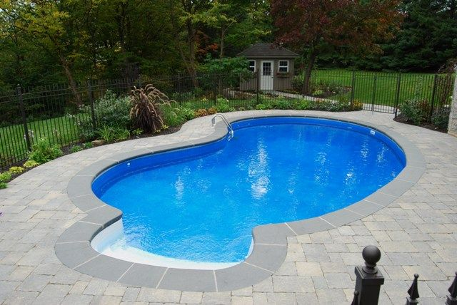 Inground Pool Pool Supplies Canada Inground Pool Landscaping