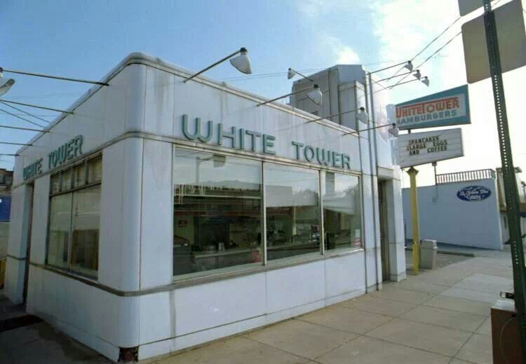 White Tower Restaurant In Baltimore Bing Images In 2019