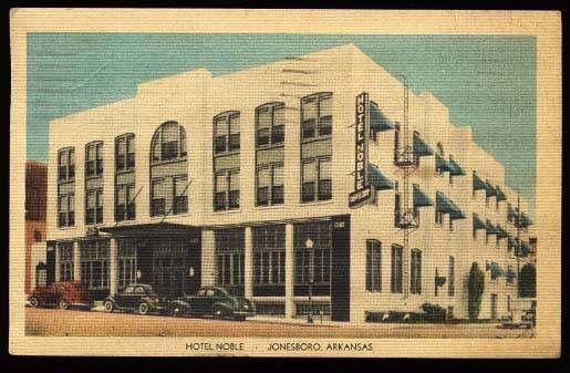 Hotel Le 1947 Jonesboro Ar