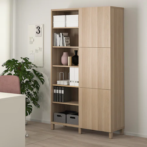Meubles Rangement Salon Ikea En 2020 Ikea Rangement Ouvert Armoire Ikea