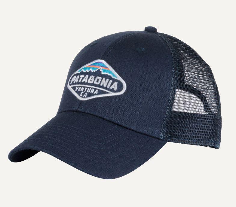Fitz Roy Crest Lopro Trucker Hat. Patagonia ... 0c5d7684822