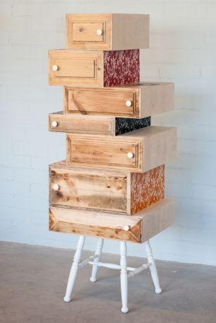 """Recicling furnitures at """"l'Estoc"""" Almogavers, 225 Barcelona"""