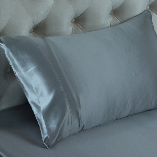 Best Silk Pillowcase For Hair 22 Momme Silk Housewife Pillowcase  Sweet Night Master Bedroom And