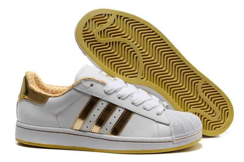 Domnul Adidas magazin online de pantofi Superstar II alb A224 aur galben � Cheap  Womens ShoesGold ...