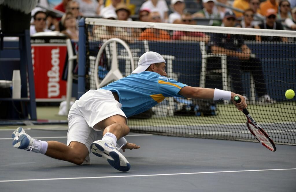 Lleyton Hewitt Lays It All Out At The Us Open Lleyton