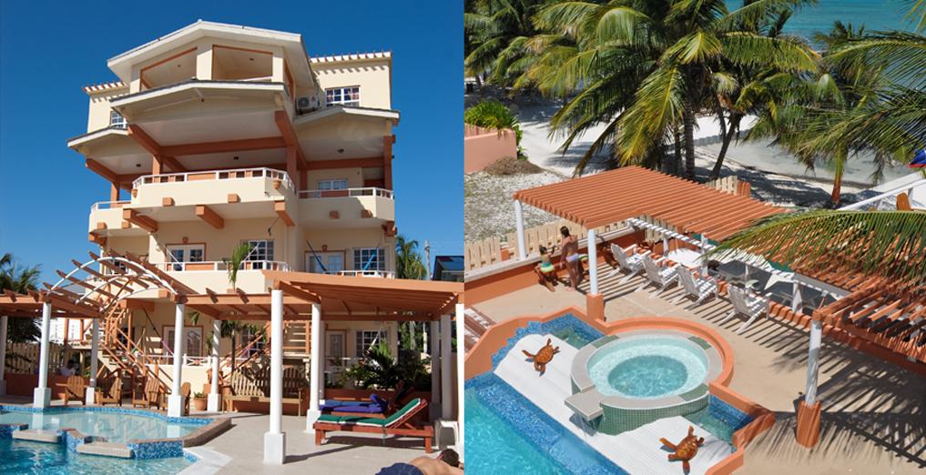 Caye Caulker Hotels Top Belize Resorts Png 1017