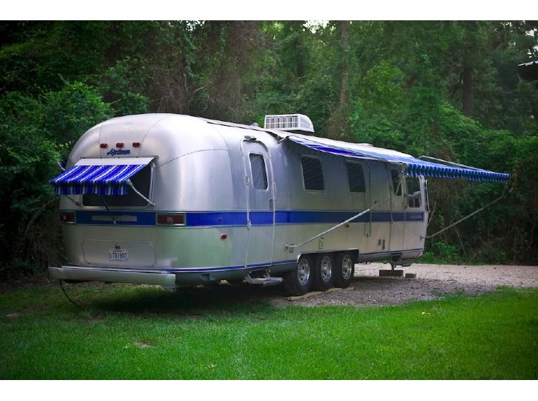smartrvguide 1988 34' Excella Airstream Used camping