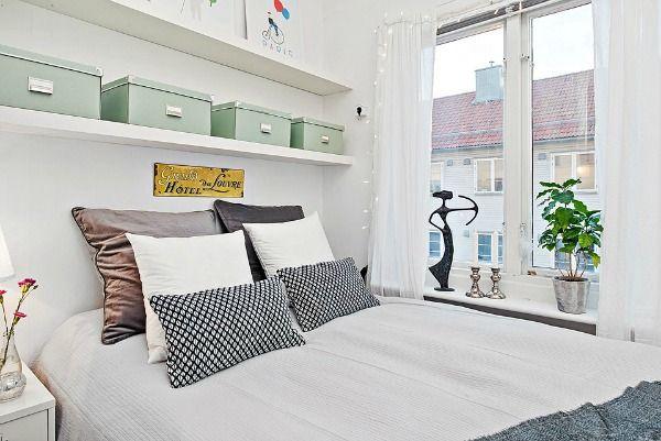 Vaak plank-boven-bed | interiors - Planete deco, Maison en Deco @LC72