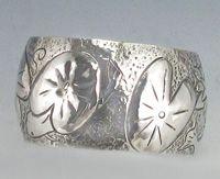 Repousse' Bracelet