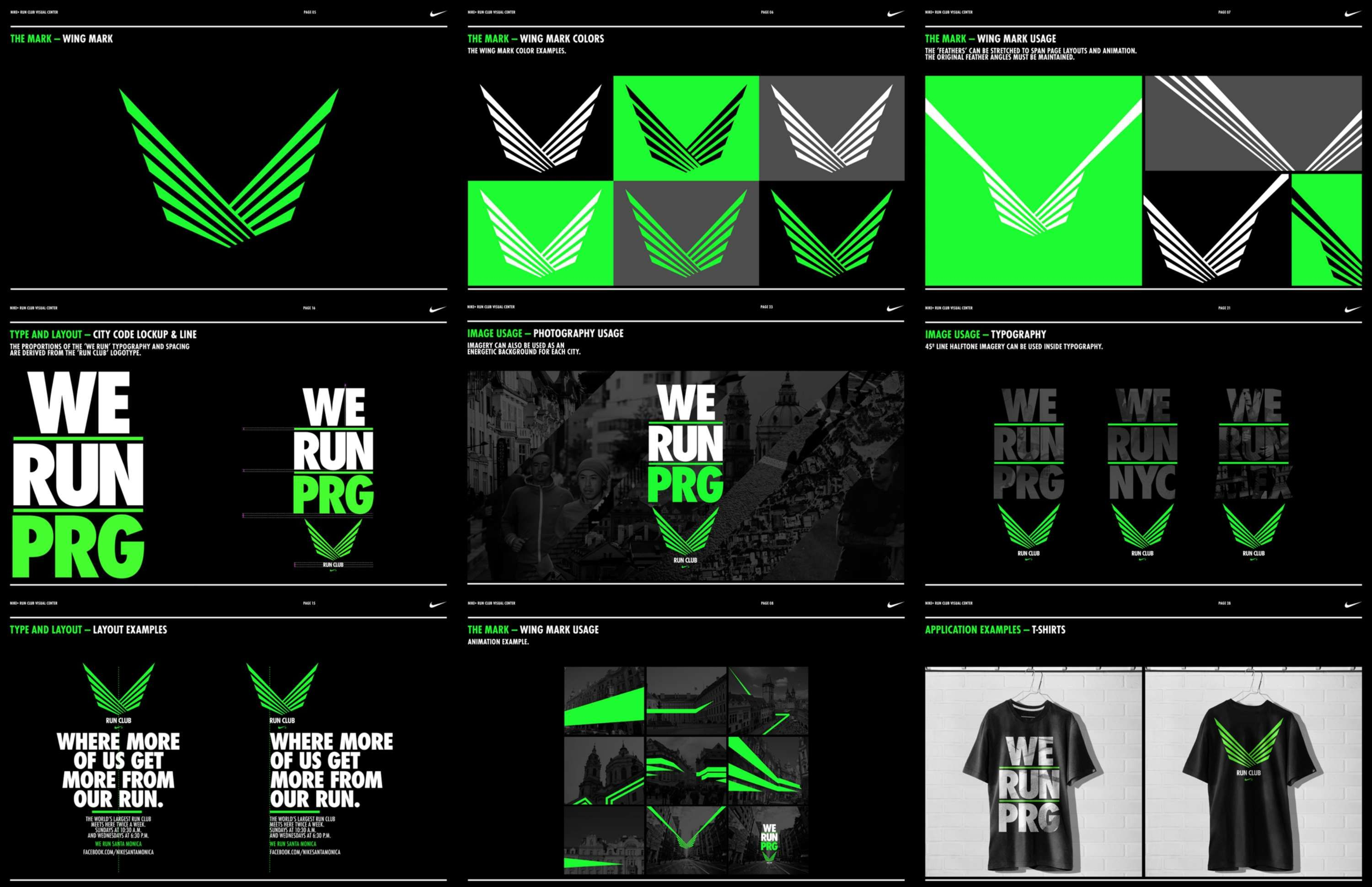 Image result for nike running club | Visual Branding / Corporate ...